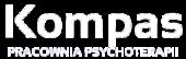 logotyp pracowni psychoterapii kompas